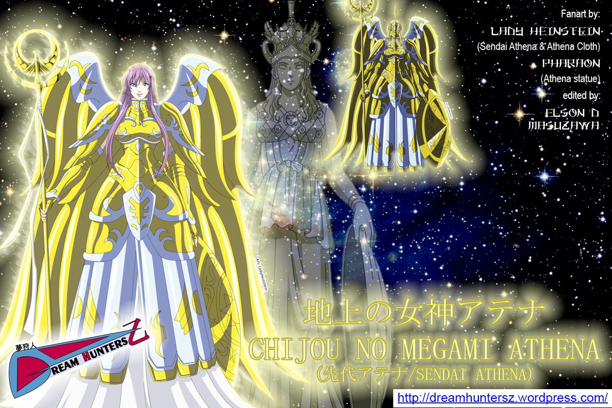 Chijou no Megami Athena - Sendai Athena